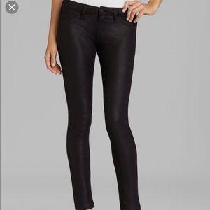 NWOT Sold Design Lab Faux Suede Black Pants